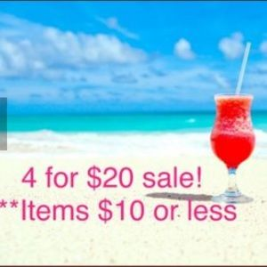 Other - Items with ♦️ qualify for 4 for $20